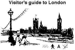 Heath Bunting :: Visitor´s Guide to London