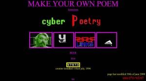 2002 Komninos Zervos Cyberpoetry