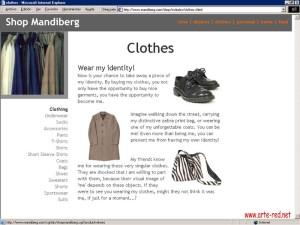 2002 Michael Mandiberg - Shop Mandiberg