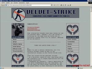 2002 The Velvet Strike Team