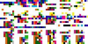 2003 Data Diaries Cory Arcangel
