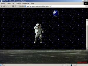 2004 Olia Lialina - Gravity