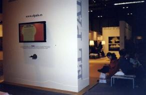 Arte.Red en ARCO Madrid (2000)