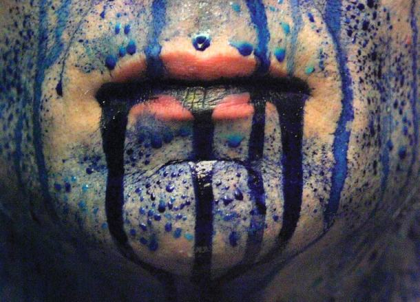 Blue Remix de Yann Marussich