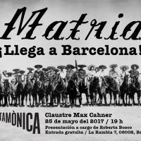 Matria. Un proyecto de Fernando Llanos
