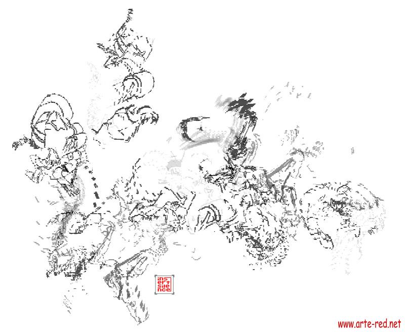 web as canvas